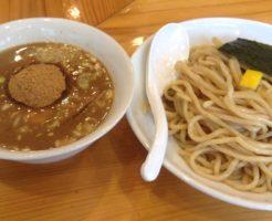 すずめ食堂の『つけ麺』