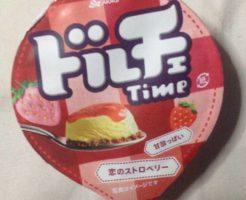 赤城乳業 ドルチェTime 甘酸っぱい恋のストロベリー カップ130ml パッケージ