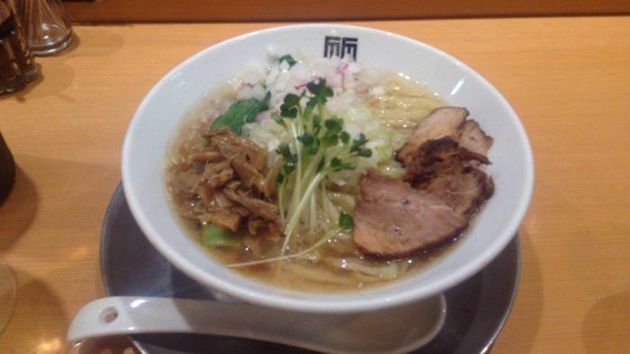 冷し中華 名称不明VER 竹末東京プレミアム 限定麺?