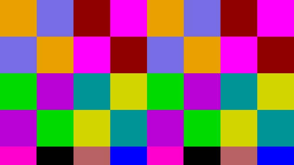 500ピクセルで分割した図