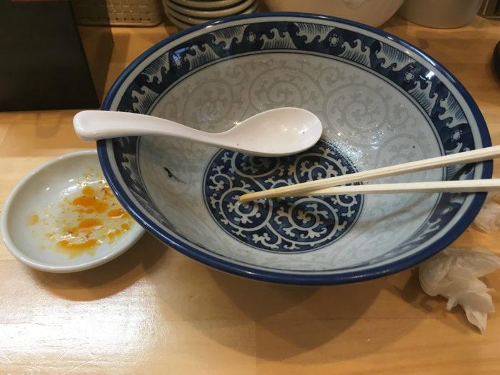 ラーメン ソレナリ 鶏そば(塩)700円他完