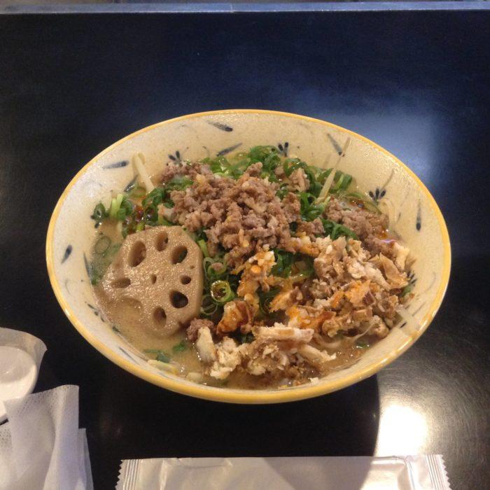 みそ味専門 マタドールの『辛葱味噌らぁ麺』