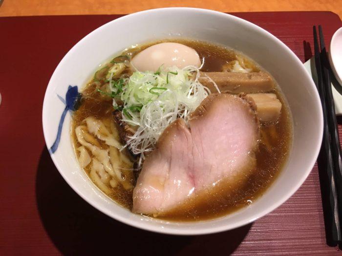 麺 みつヰ 醤油(ラーメン)