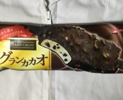 カカオ薫る濃厚チョコレートアイス 『グランカカオ』パッケージ