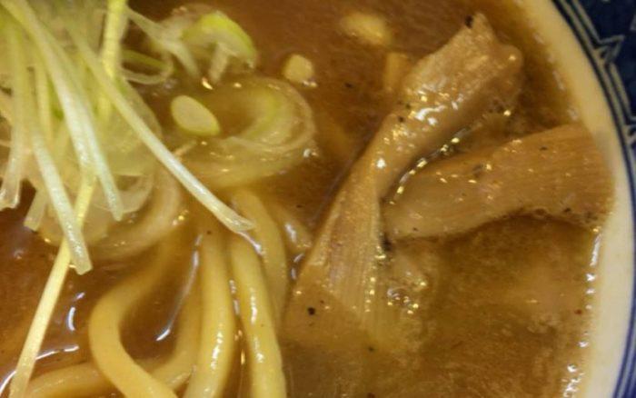 メンマと麺
