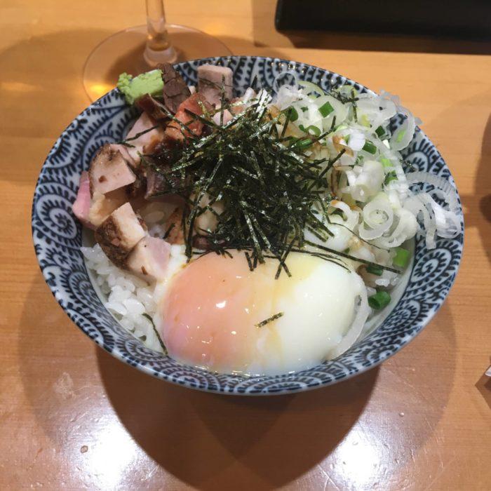 竹末東京プレミアム肉玉丼