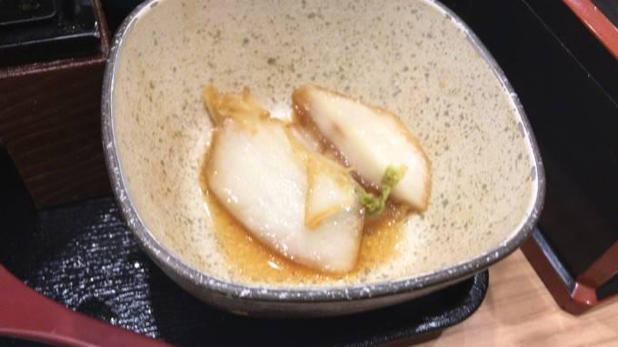 吉野家の牛すき鍋膳19食目の白菜