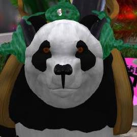 ぬふふ(パンダ)