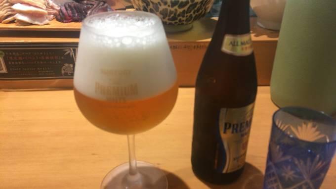 ビール:プレミアムモルツ500円