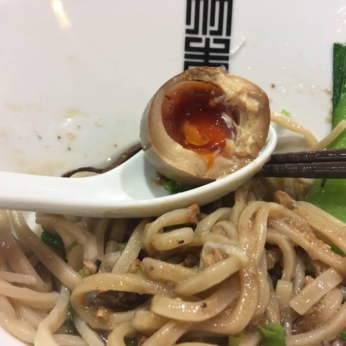 竹末東京プレミアムの味玉