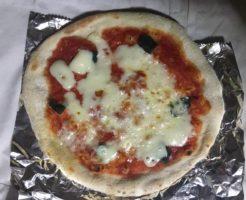 マルゲリータヴォーノ|焼き上がりの図