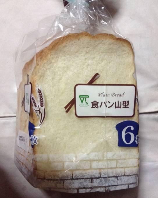 バリューラインの山型食パン