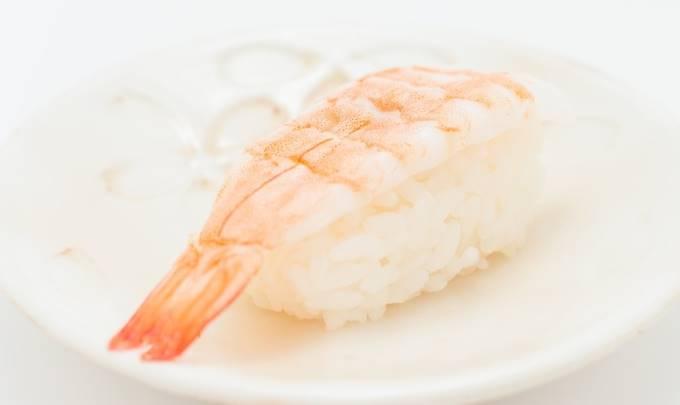 寿司のネタとして