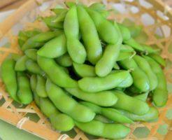 枝豆(えだまめ)の栄養成分とカロリー・糖質・旬など|野菜・豆