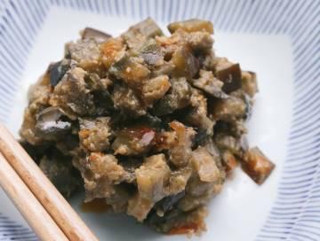 茄子(なす)味噌