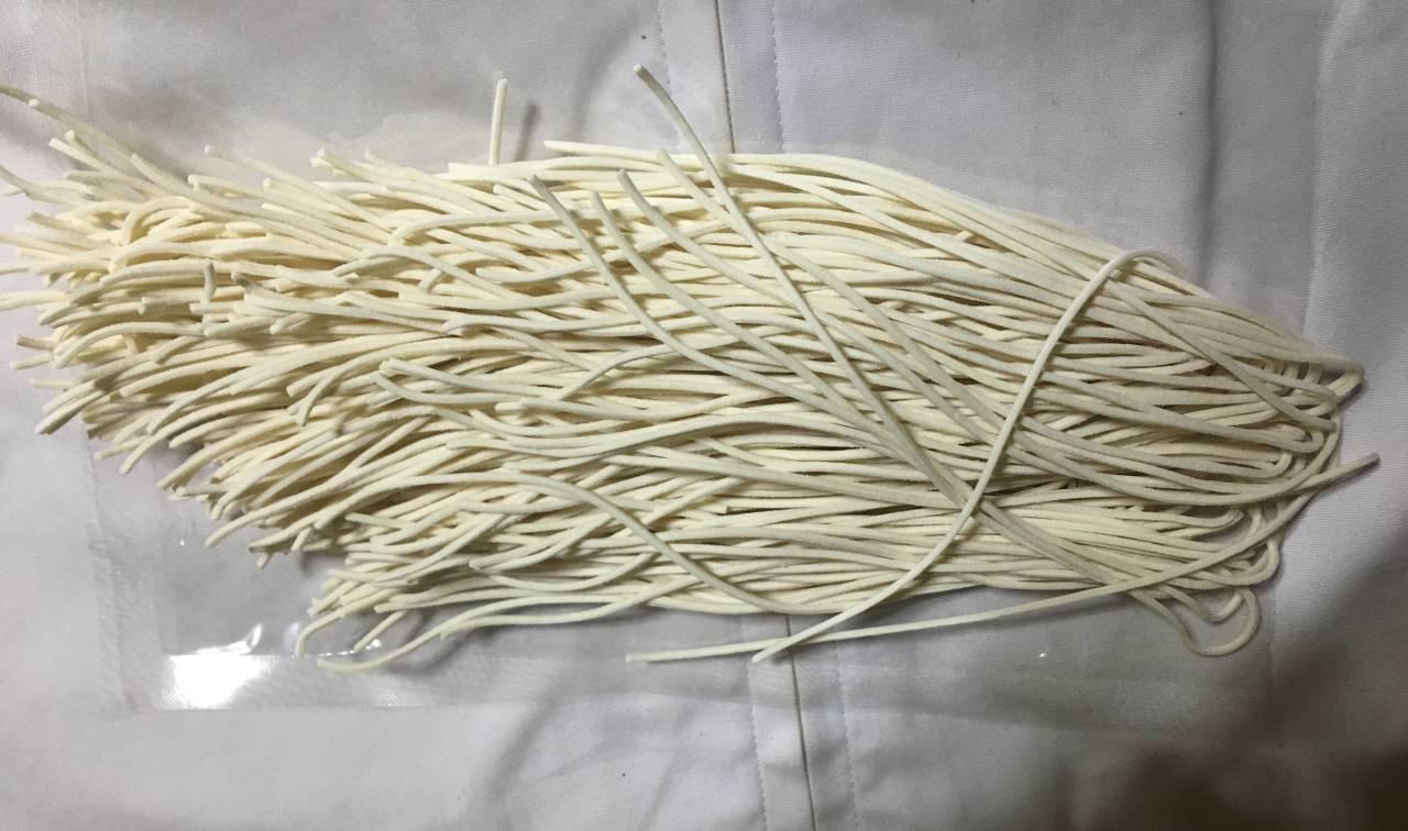 半生麺『EY竹末 (竹末本店)の半生麺』