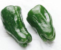 ピーマンの栄養成分とカロリー・糖質|野菜