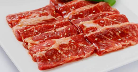 上牛肉カルビ
