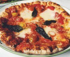 ピザの栄養成分と糖質の量