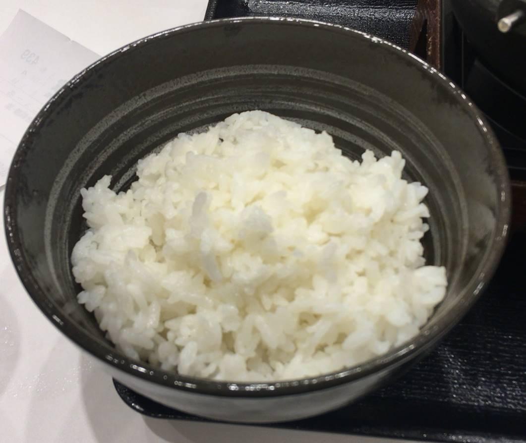 ご飯の写真