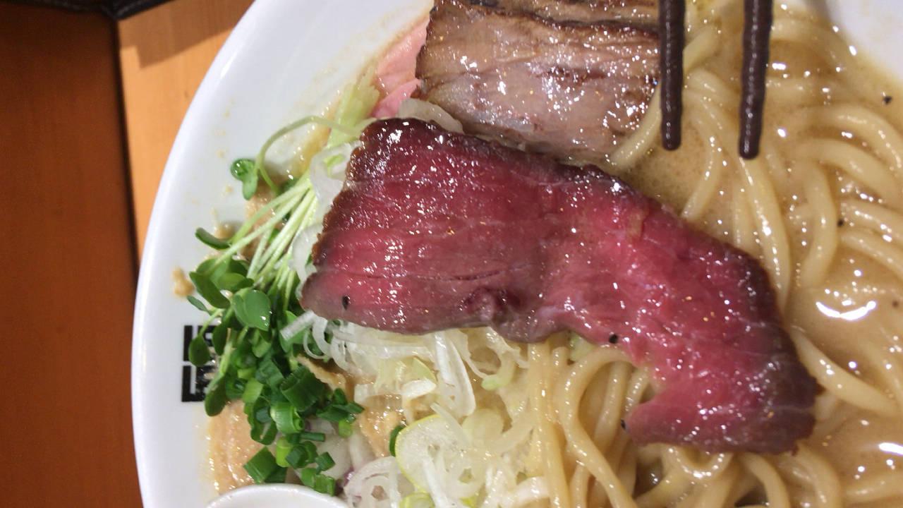 竹末東京プレミアムのローストビーフ
