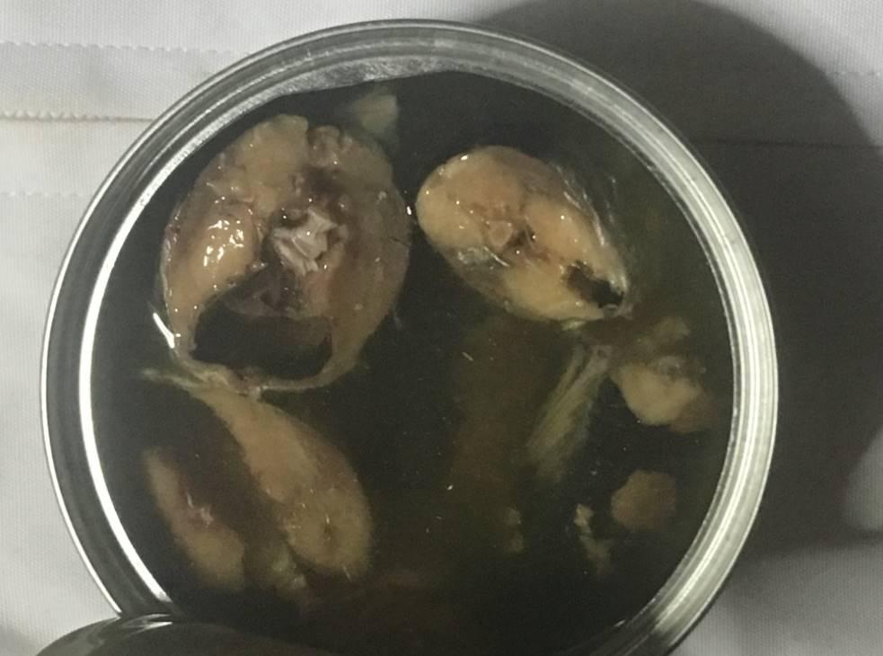 いわしの油漬け(醤油風)いなばの缶詰|魚