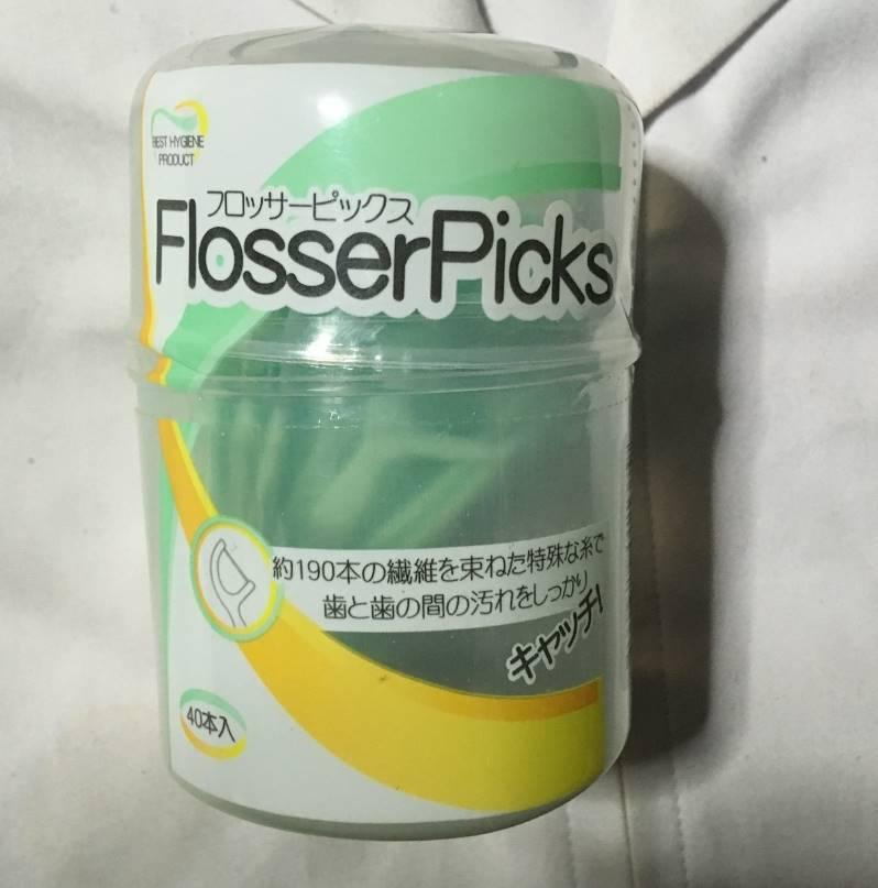 歯間ブラシ「FlosserPics フロッサ―ピックス」