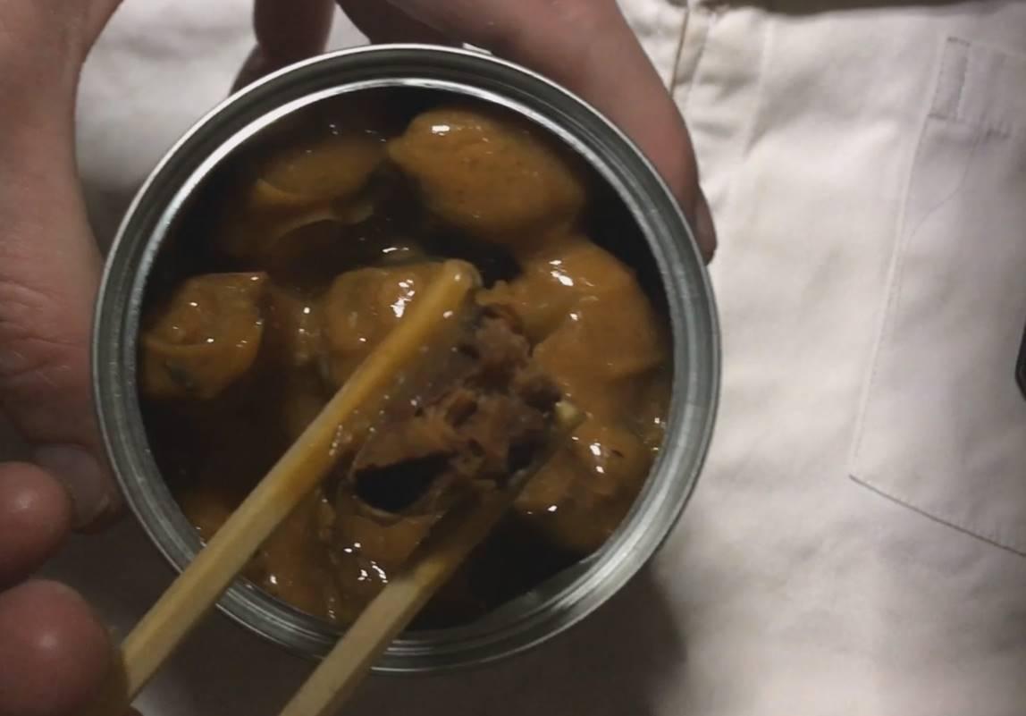 いわしの味噌煮(缶詰)Lawson(Value Line)