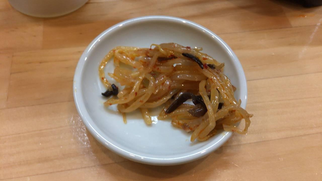ラーメンソレナリ(Sorenari)のカラモヤシ