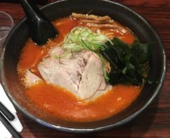 辛いラーメン『鉄火麺』 北海道らーめん ひむろ|ラーメン屋