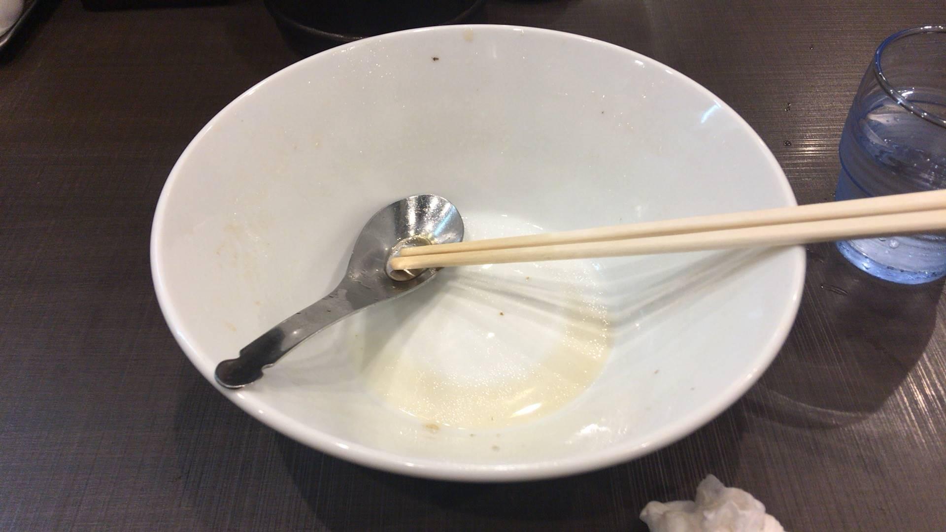 麺屋りゅうの醤油ラーメン750円