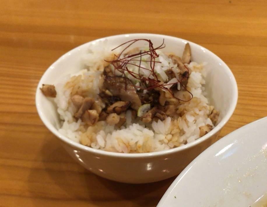 豚飯 250円サイズ