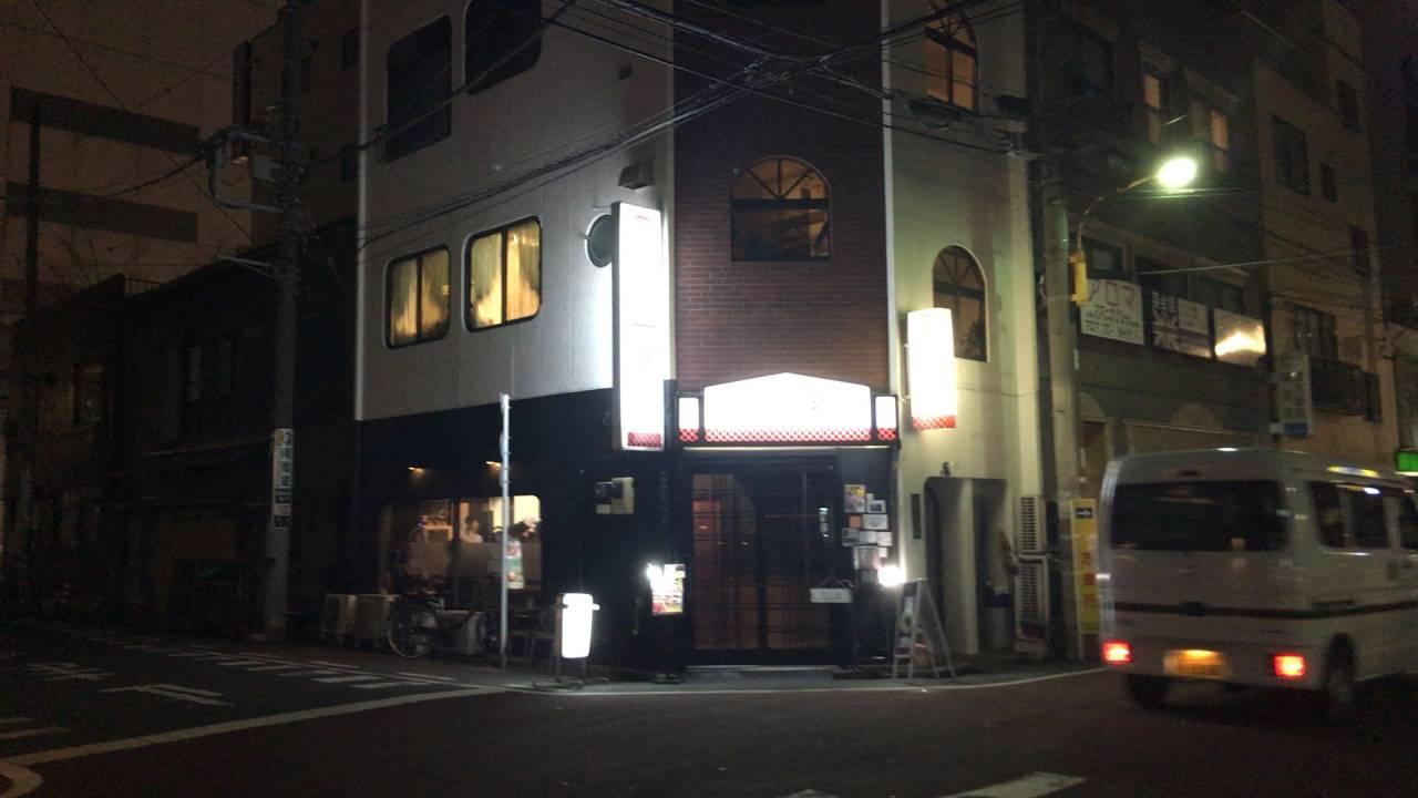 錦糸町のラーメン屋 らーめん一途
