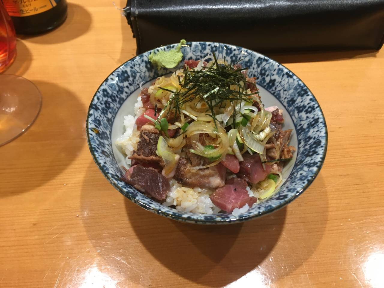 竹末東京プレミアムの肉玉丼