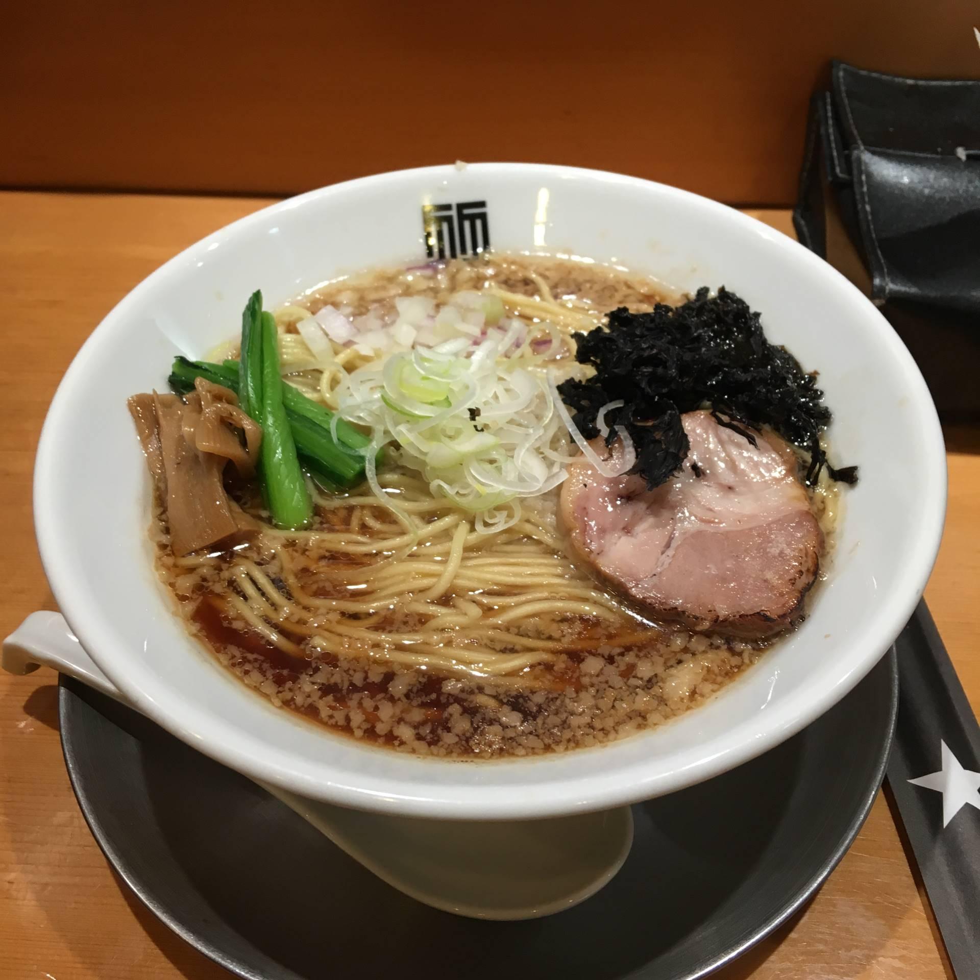 越後魂(にいがたそうる)|竹末東京プレミアムの限定麺