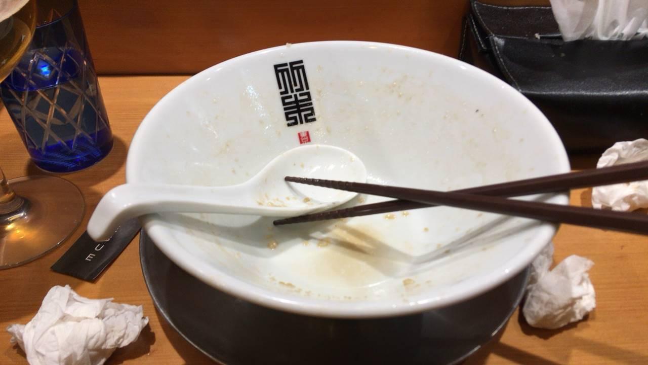 越後魂(にいがたそうる)|竹末東京プレミアムの限定麺の具