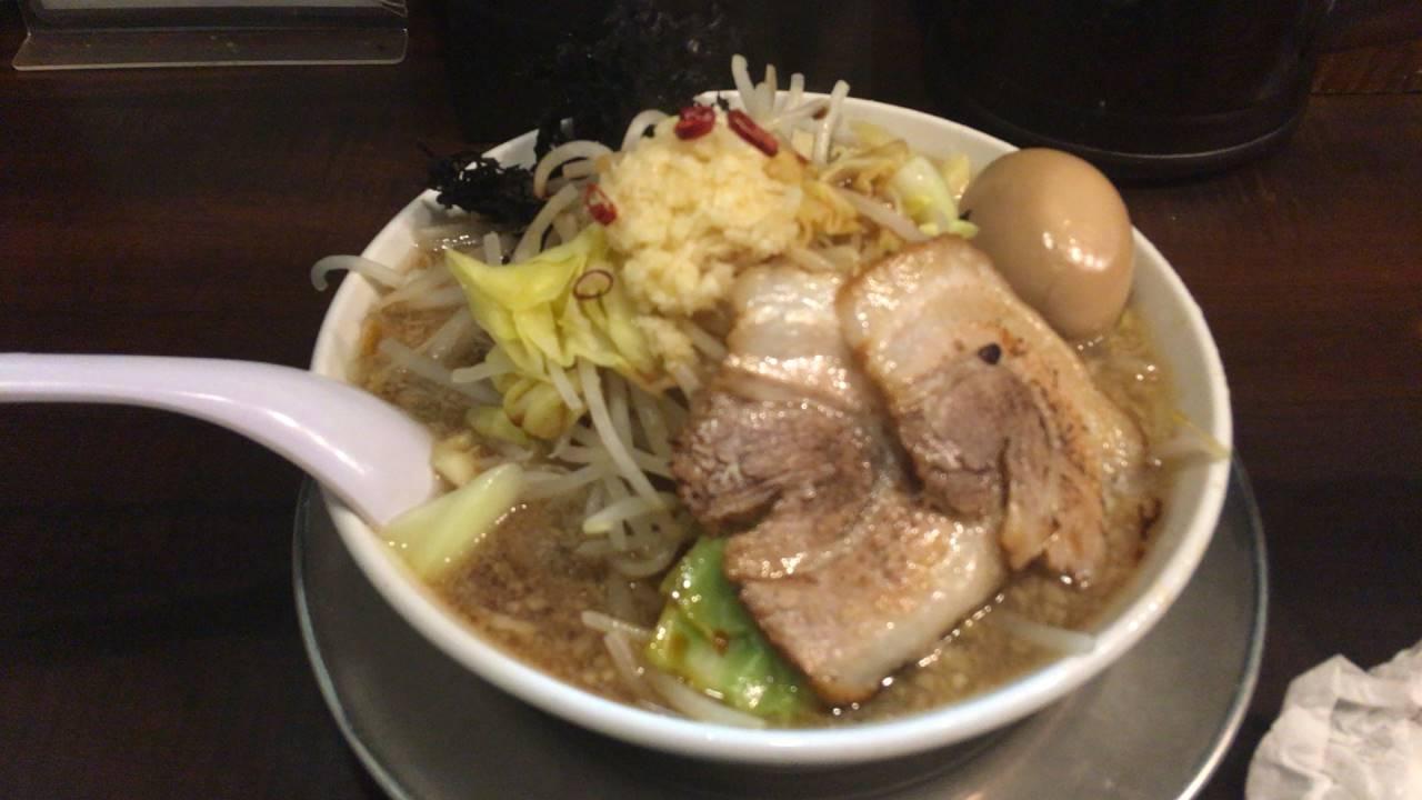 らーめん潤亀戸店の潤次郎らーめん830円