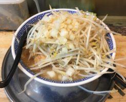 ふじ麺2回目 麺絆や 519(こいけ)