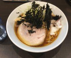 麺屋りゅう 醤油ラーメン大盛り850円