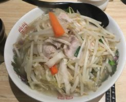 タンメンしゃきしゃき|錦糸町駅