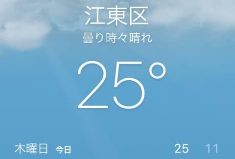 2018年04月12日の気温