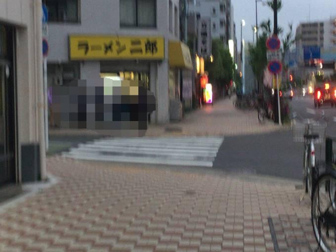 ラーメン二郎亀戸店 21回目