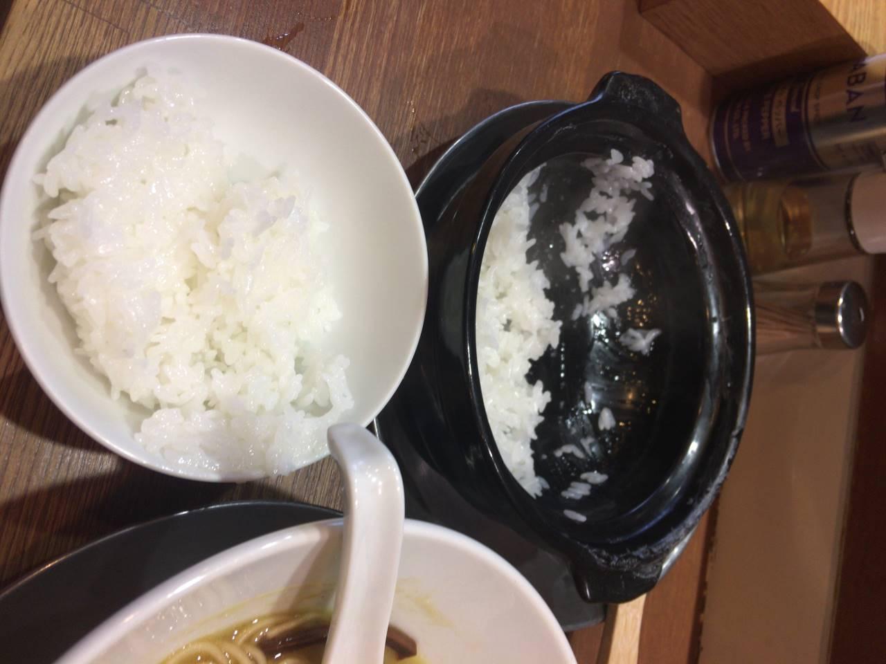 北海道産ゆめぴりか土鍋炊き上げご飯