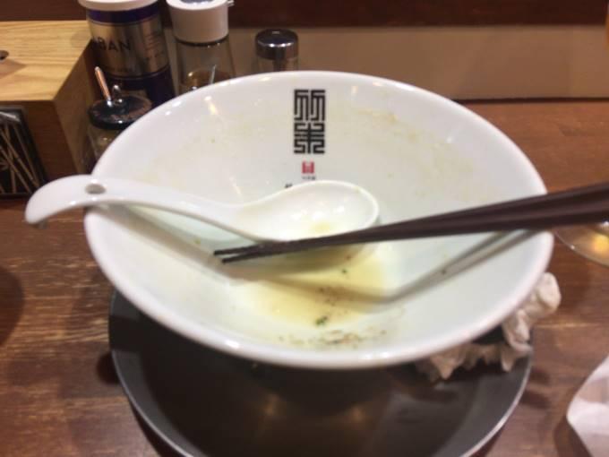 竹末東京 鶏ホタテそば