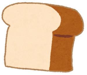 食パンの絵