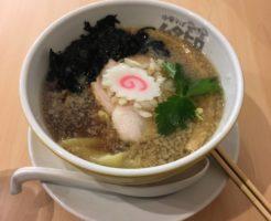 煮干そば 780円 ムタヒロ錦糸町店