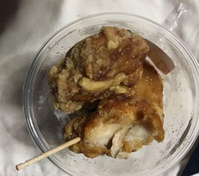 鶏から醤油2018年6月版|ローソン