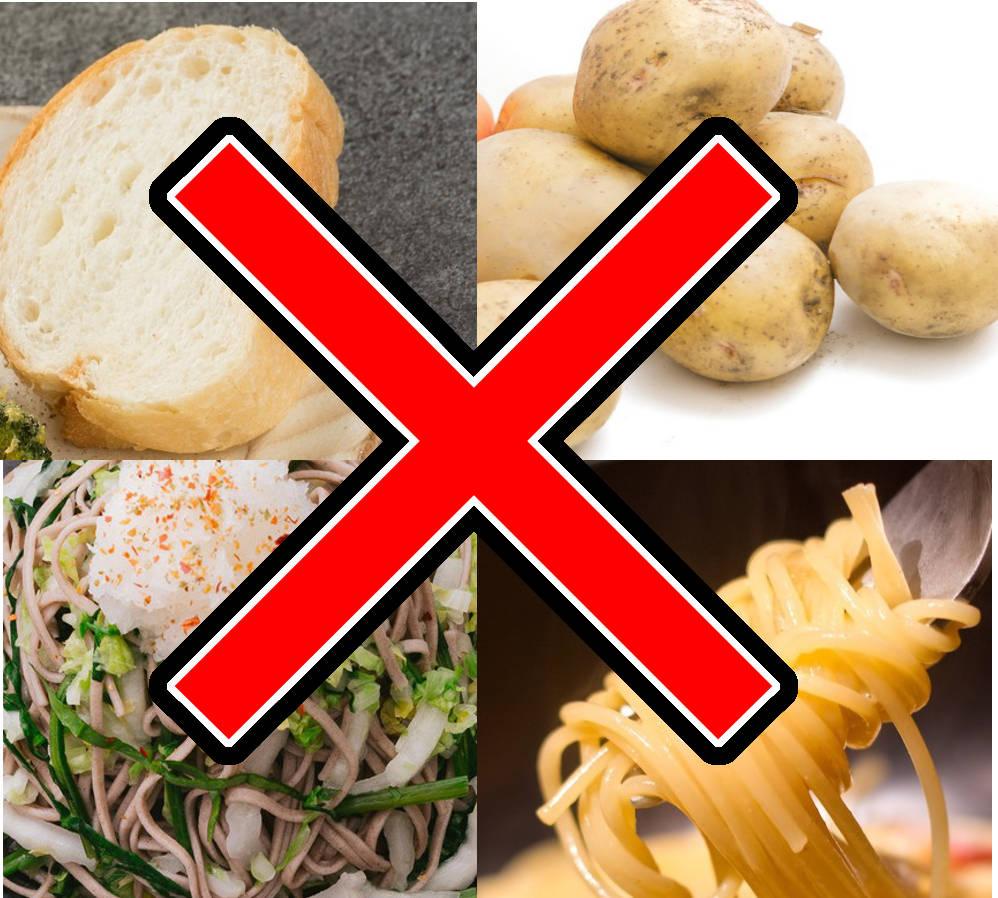 レクチンフリー・ダイエットでNGな食材 例