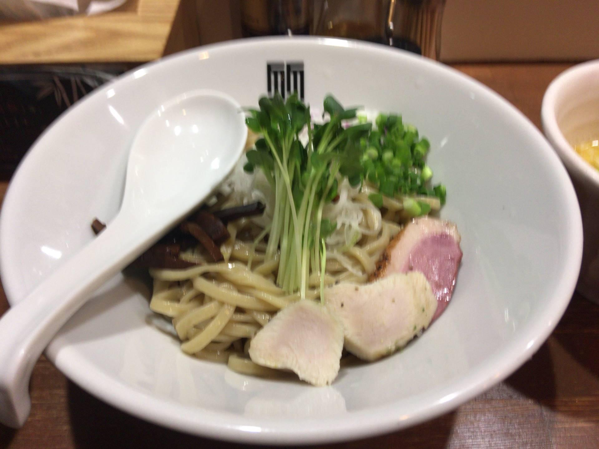 鶏つけそば 竹末東京Premium