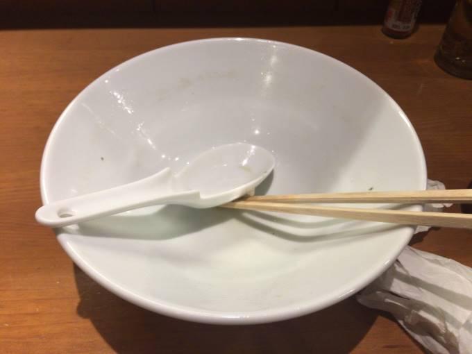 特製中華そば 950円 亀戸煮干中華蕎麦つきひ